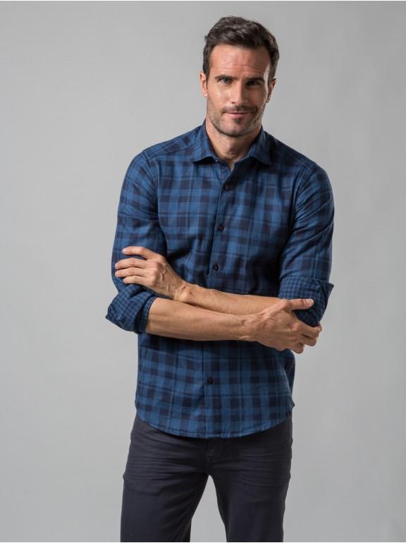 Camisa Sport Cuadros