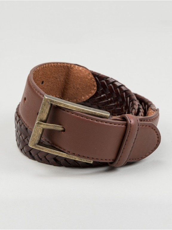 Braided Sport Belt