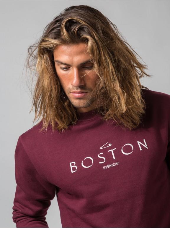 Moletom de Boston