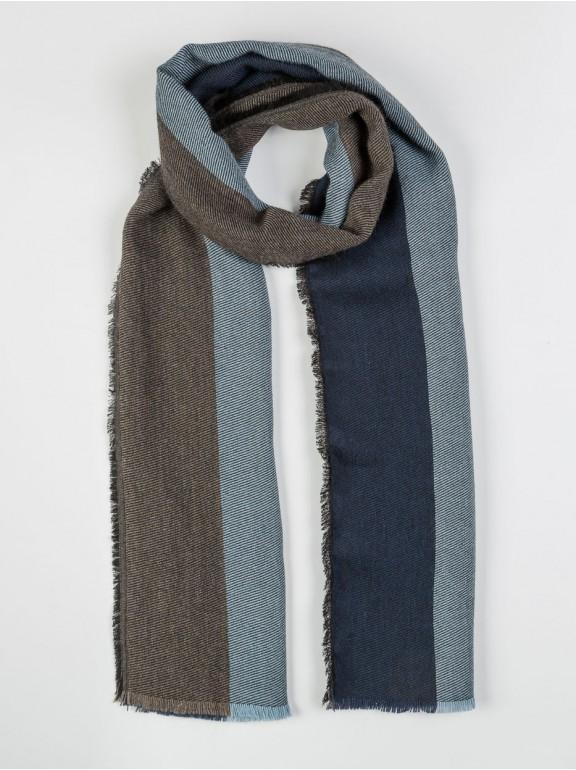 Wool Scarf Rayas