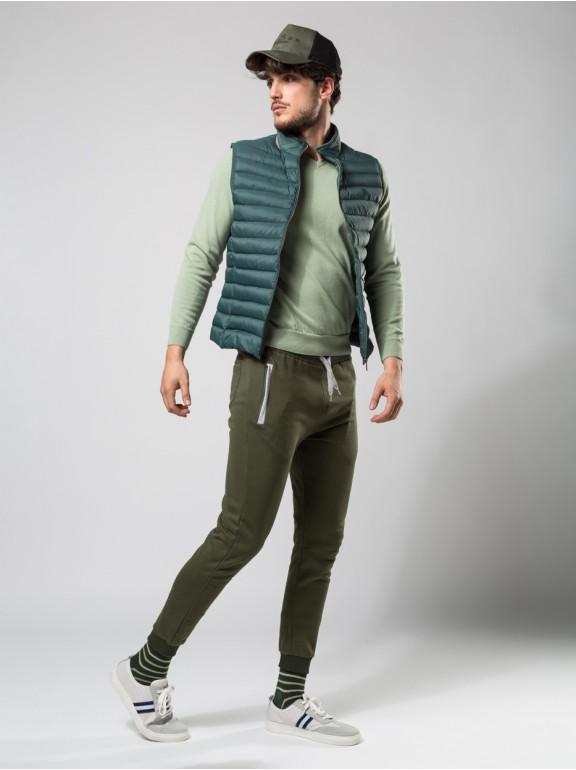 Lightweight padded vest