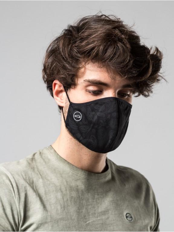 Pack 2 cashmere masks