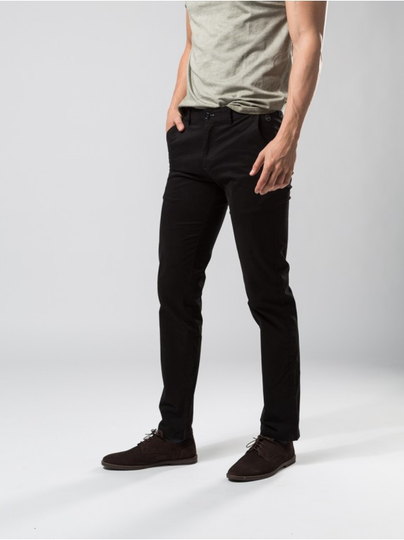 Pantalon chinois slim fit