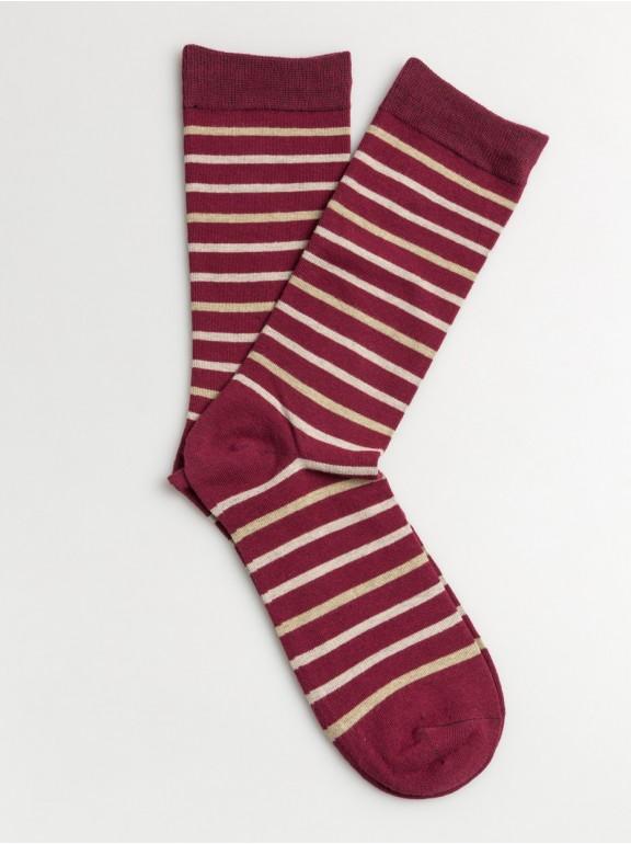 Sock rayas