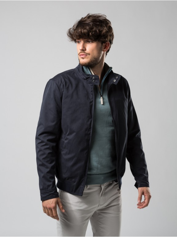 Casual smooth jacket