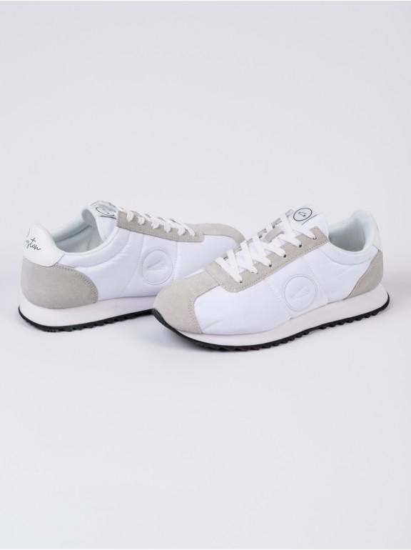 Sneaker combiné