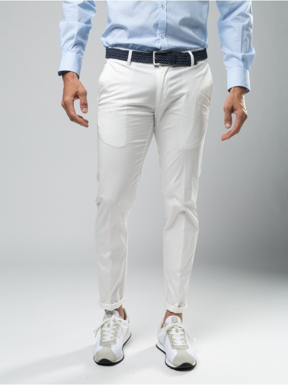 Chinese trousers slim fit...