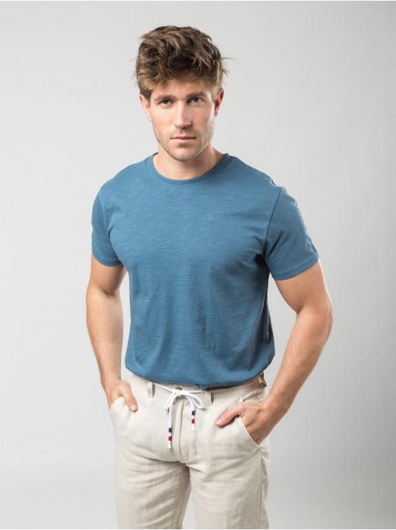 Camiseta lavada