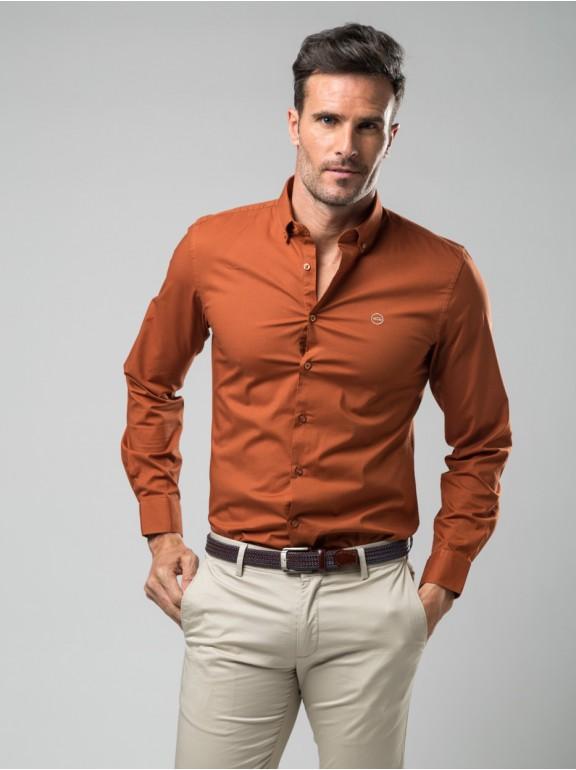 Camisa esportiva suave