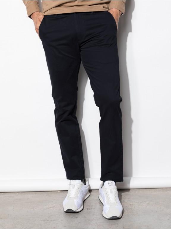 Cotton Chinese pants
